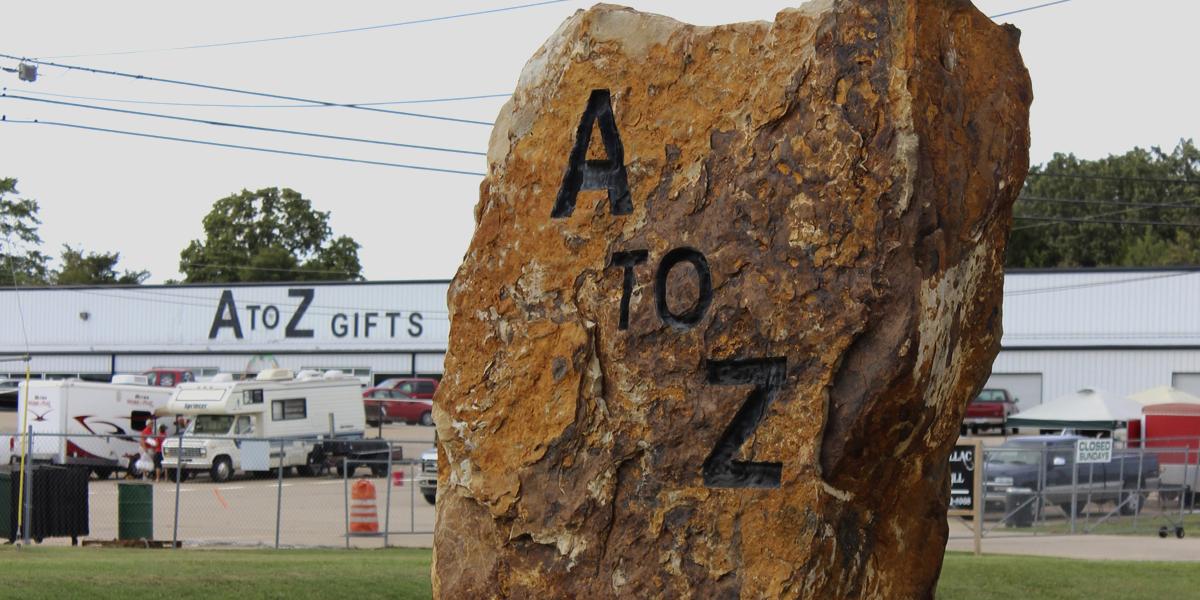 AtoZ   Alma. Arkansas